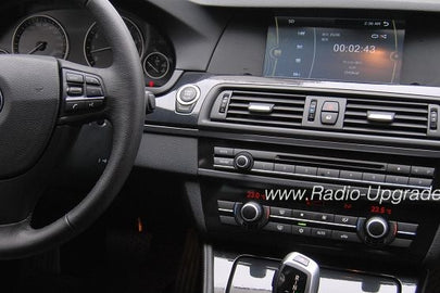 BMW 5 Series GPS Navigation Car Stereo (2011-2014)