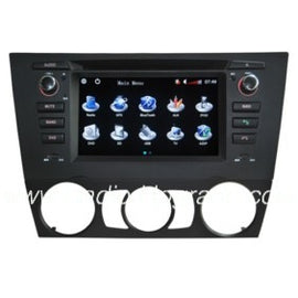 BMW 3 Series GPS Navigation Car Stereo For Manual-AC (2005-2013)