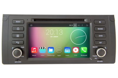 Land Rover Range Rover Android GPS Navigation DVD Car Stereo (2003-2004)