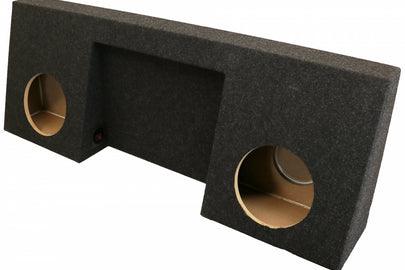 "Dodge Ram Single Cab Dual 10"" Subwoofer Box (1994-2001)"