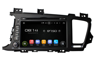 Kia Optima Android OS Navigation Car Stereo (2010-2014)