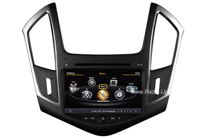 Chevrolet Cruze Touchscreen GPS Navigation Car Stereo (2013-2014)