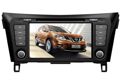 Nissan Rogue Aftermarket GPS Navigation DVD Car Stereo