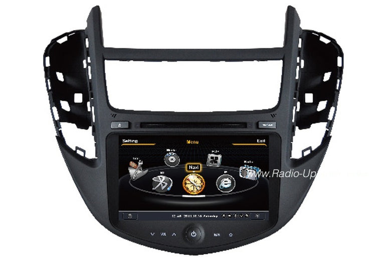Chevrolet Trax Aftermarket GPS Navigation Car Stereo (2013-2014)