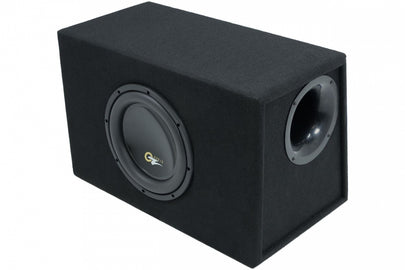 "10"" Loaded and Amplified Universal Enclosure"