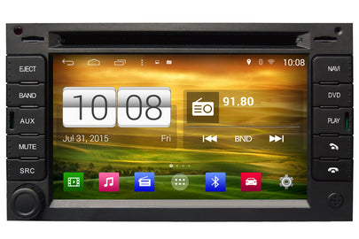 Honda CRV, Odyssey, Civic, Android OS Double Din Aftermarket Navigation Car Stereo (1997-2006)