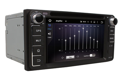 Toyota All-Vehicle Android OS GPS Navigation DVD Car Stereo (1997-2007)