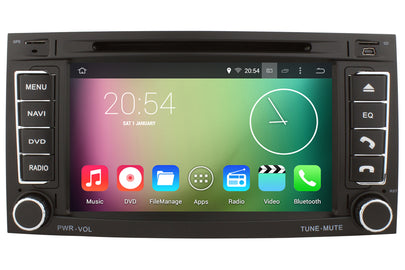 Volkswagen Touareg Android OS GPS Navigation Car Stereo (2003-2010)