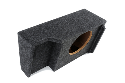"Chevrolet / GMC Extended Cab Single 10"" Subwoofer Box (1999-2007)"
