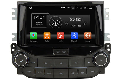 Chevrolet Malibu Touchscreen GPS Navigation Car Stereo (2012-2015)