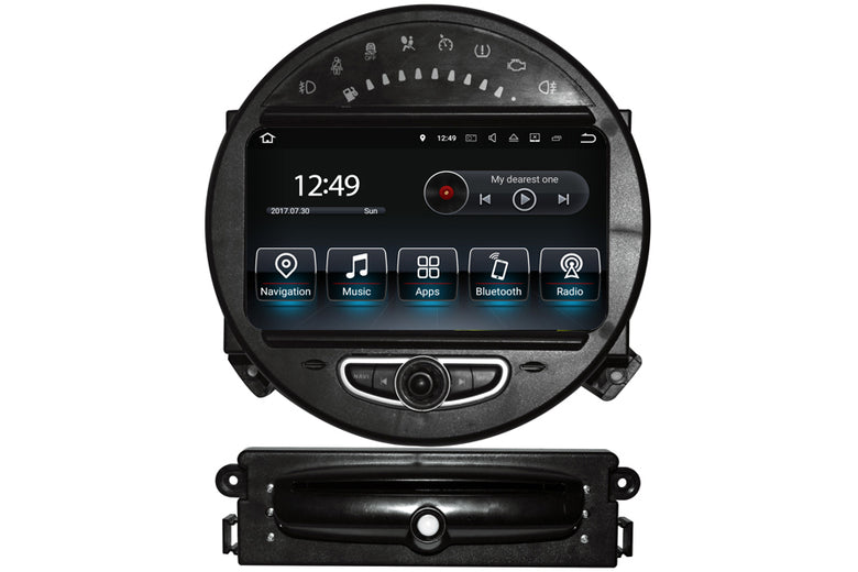 MINI Cooper Touchscreen GPS Navigation Car Stereo Upgrade (2006-2013)