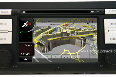 Suzuki Swift Aftermarket GPS Navigation DVD Car Stereo (2004-2010)
