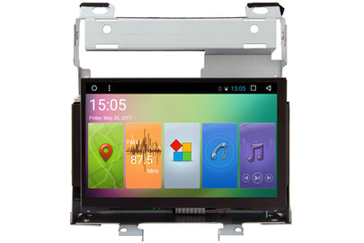 Land Rover Freelander 2 LR2 Android Aftermarket GPS Navigation Car Stereo (2005-2013)