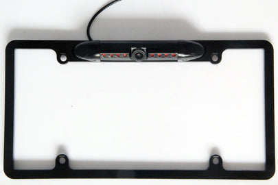 License Plate Frame Back-Up Camera