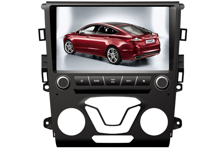 Ford Fusion Aftermarket GPS Navigation Car Stereo (2013-2017)