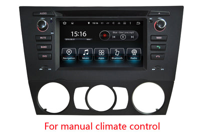 BMW 3 Series GPS Navigation Car Stereo(2005-2013)