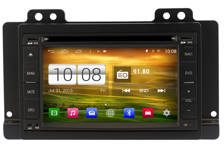 Land Rover Discovery Freelander Android OS Navigation Car Stereo (1996-2006)