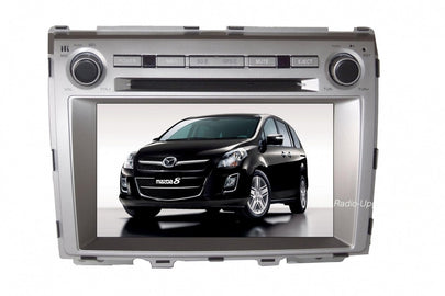 Mazda 8 Aftermarket GPS Navigation Car Stereo (2006-2012)