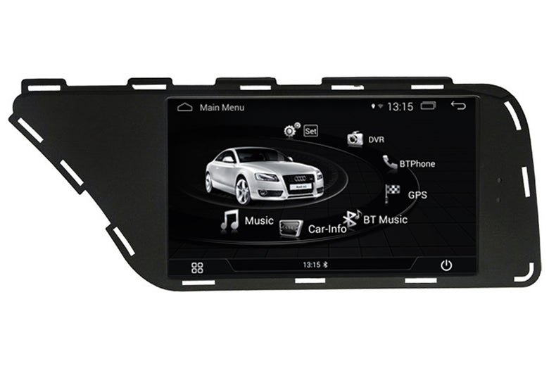 Audi A4/S4/RS4/A5(B8) GPS Navigation DVD Car Stereo (2007-2015)