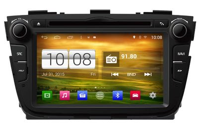Kia Android Touchscreen Navigation Radio