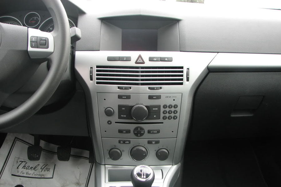 saturn astra vue aftermarket navigation head unit