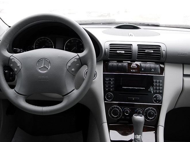 benz c clc aftermarket navigation player
