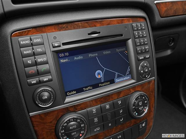benz w251 aftermarket navigation player