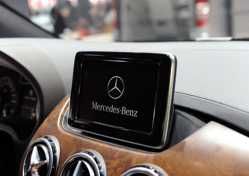 benz a b class aftermarket navigation player