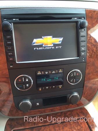 Chevrolet Truck, Tahoe, Suburban Android Car GPS Navigation Car Stereo  (2007-2014)