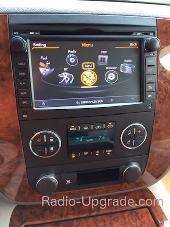 chevrolet truck tahoe suburban android car gps navigation car 2008 Impala Wiring Schematic chevrolet truck tahoe suburban android car gps navigation car stereo 2007 2013