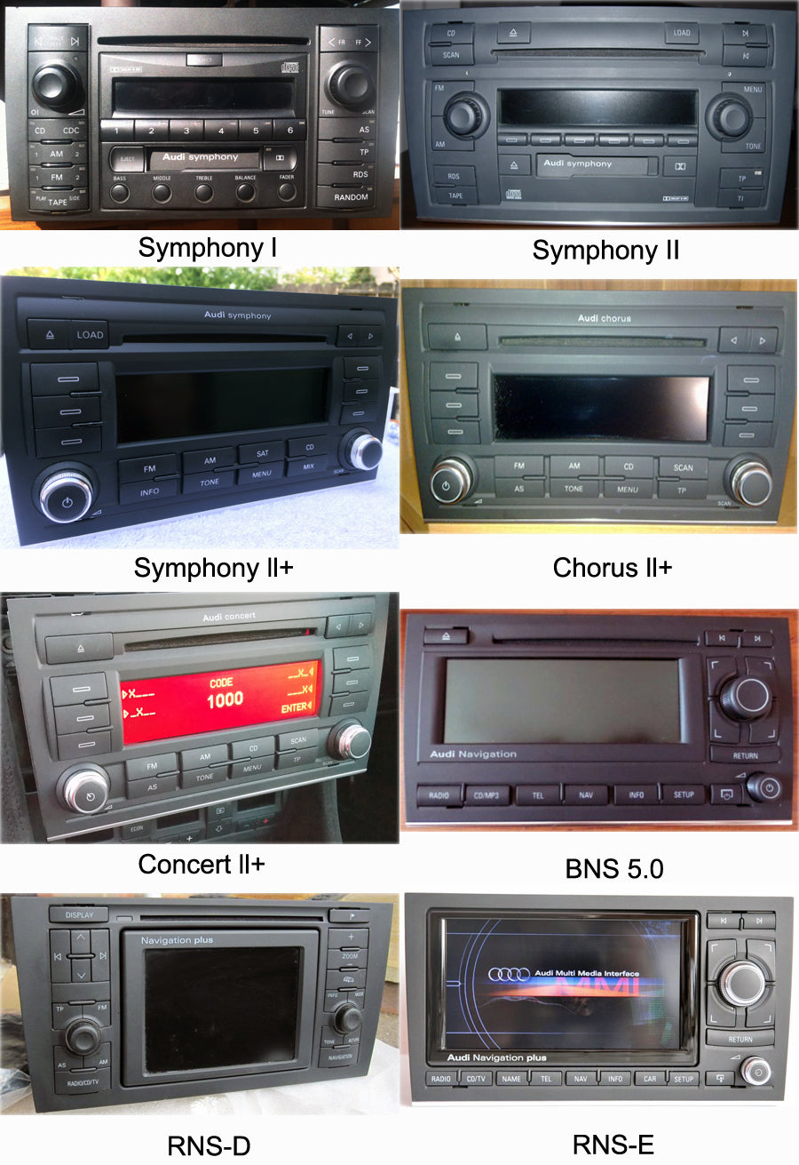 audi a4 s4 rs4 android 2002 2008 autoradio gps navigation car stereo. Black Bedroom Furniture Sets. Home Design Ideas