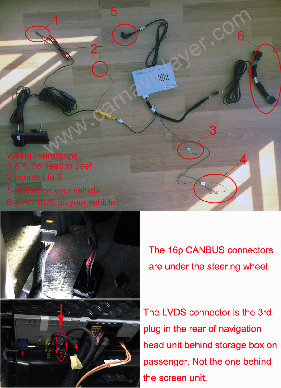 touareg camera wiring diagram