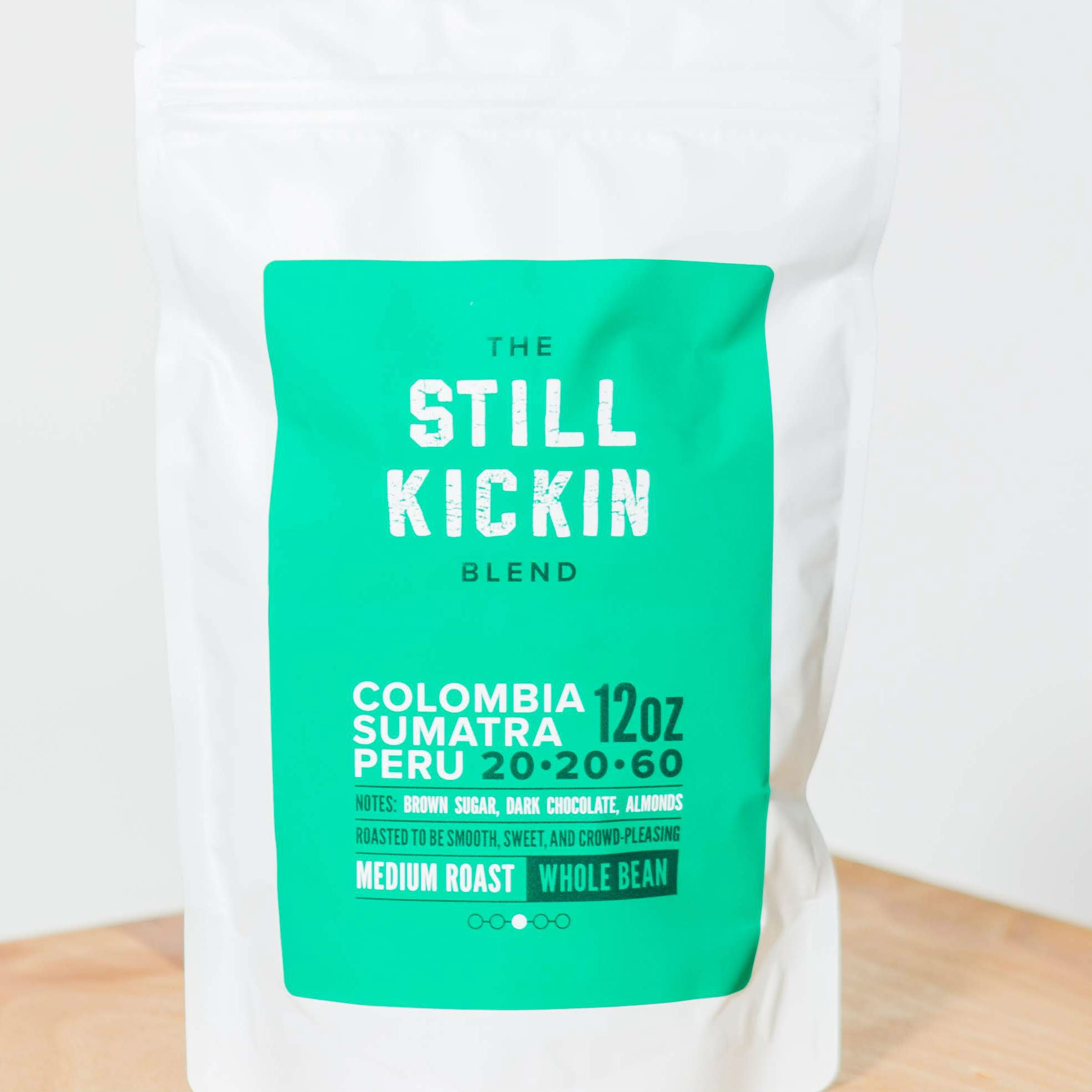 Still Kickin Blend - Medium Roast Coffee