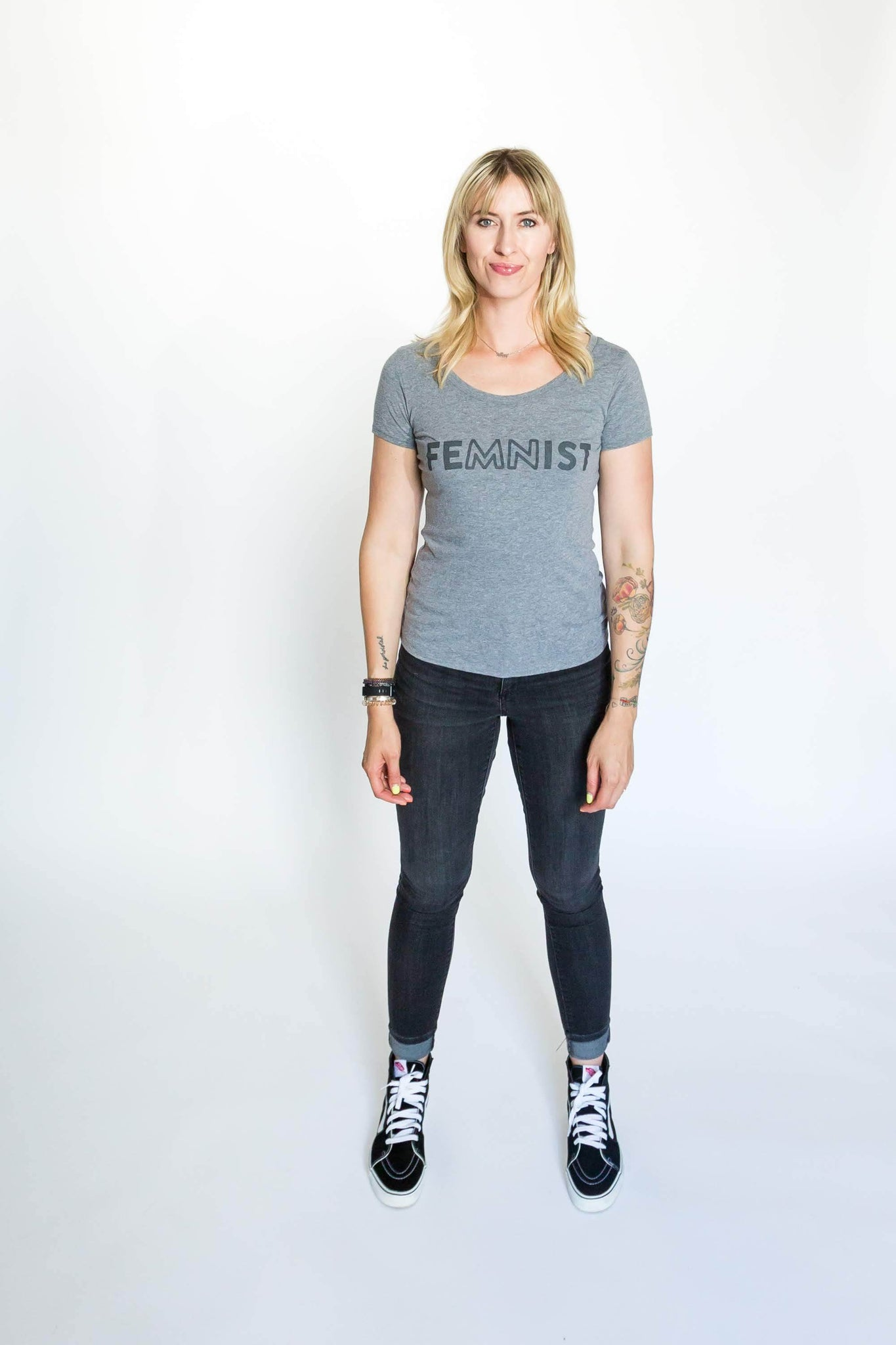 The Original FeMNist Tee - Women's