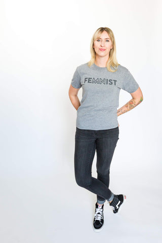 The Original FeMNist Tee - Unisex