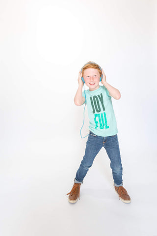 (Merri)mint Joyful Tee - Youth