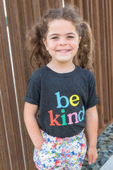 Be Kind Short Sleeve Tee - Youth