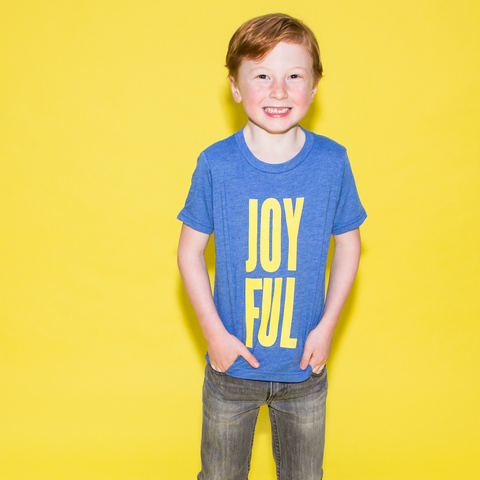 Joyful Tee - Youth