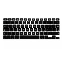 Translucent Colorful Silicone Keyboard Protective Film For Macbook13.3 15.4 European Version German
