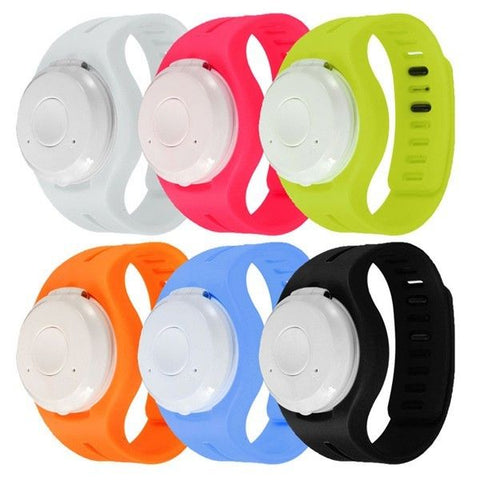 Wireless Bluetooth Sports Mini Music Watch Speaker with Mic