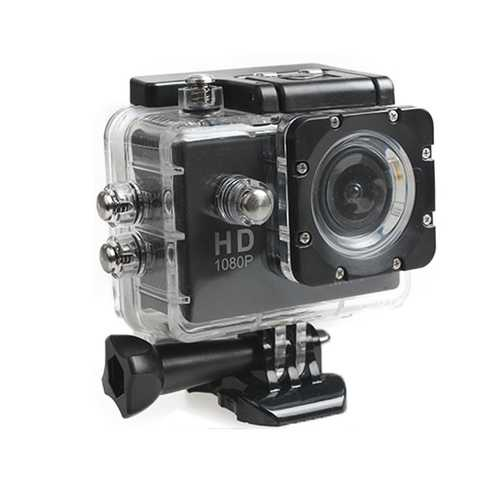 W8 WiFi Sports Action Camera DV 1080P FHD Sunplus SPCA6330M