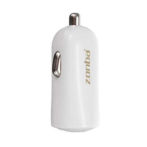 Zhongba CH012A USB Car Charger 5V 2.1A for iPhone Xiaomi Samsung Digital USB Port Electrric Device