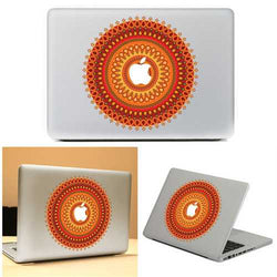 Bright Flower Decal Vinyl Sticker Skin Laptop Sticker Decal For Macbook 11'' 12'' 13'' 15'' 17''