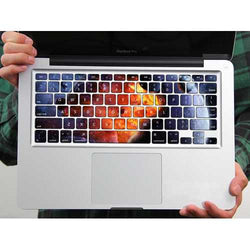 PAG Hyperlight PVC Keyboard Bubble Free Self-adhesive Decal For Macbook Pro 13 15 Inch