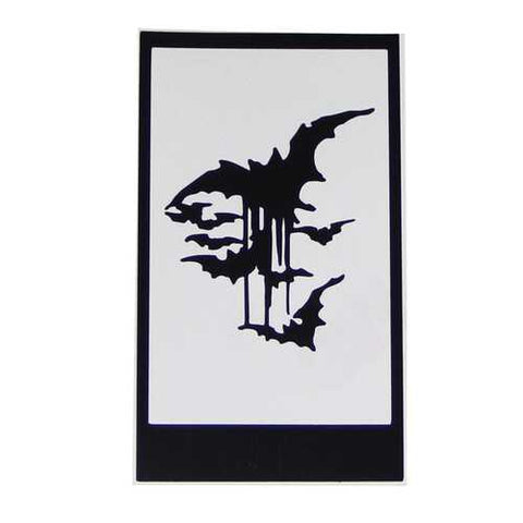 Hat Prince Bats Decorative Decal Removable Bubble Free Self-adhesive Sticker For iPad Mini 1 2 3 7.9 Inch