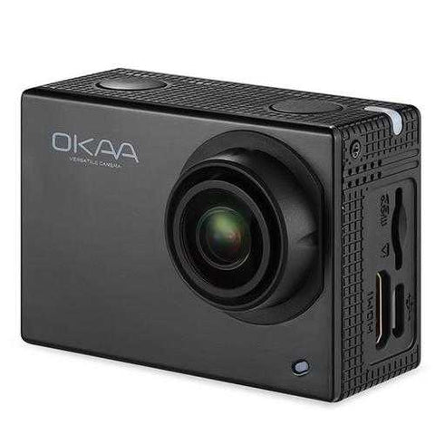 OKAA V2 Sports Action Camera DVR 4K 16 Million Pixels 2.0 inch Touch Screen