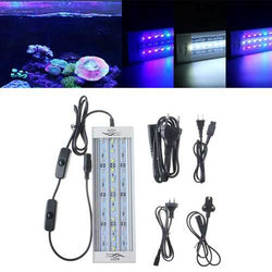 A201M 12W 20CM 5730 36SMD 1400LM LED Coral SPS LPS Aquarium Sea Reef Fish Tank Light Lamp