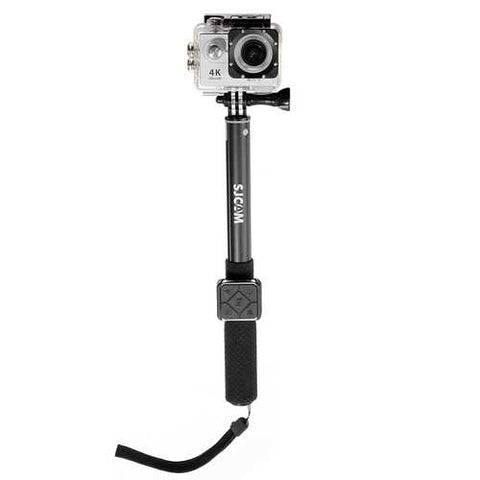 Original SJCAM Waterproof Selfie Stick with Remote Controller Set for M20 SJ6 SJ7 STAR Cameras