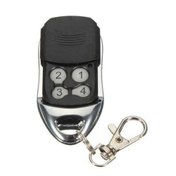 4 Button 433MHz Garage Gate Key Remote Control For 433LC 787452 TE4433H XT2 XT4