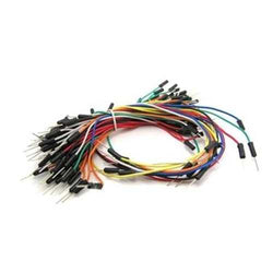 65 Pcs Breadboard Jumper Connect Cable Adapter Cable